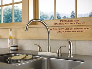 Peerless Kitchen Faucet Review