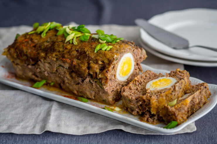 Meatloaf Without Eggs