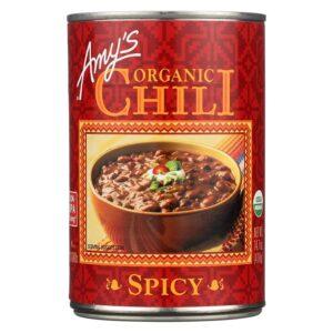 Amy's Kitchen Organic Spicy Chilli