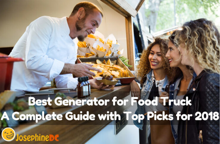 Need a power generator for your food truck? Check this comprehensive guide with plenty of good examples!