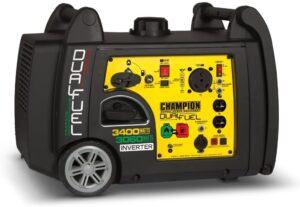 Champion 3400-Watt Dual Fuel RV Ready