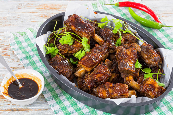 Sticky Pork Rib Recipe
