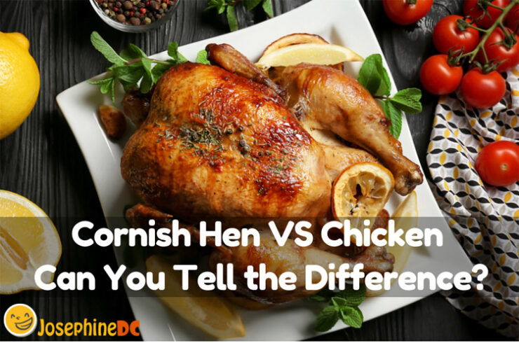 Cornish Hen VS Chicken: Can You Tell the Difference?