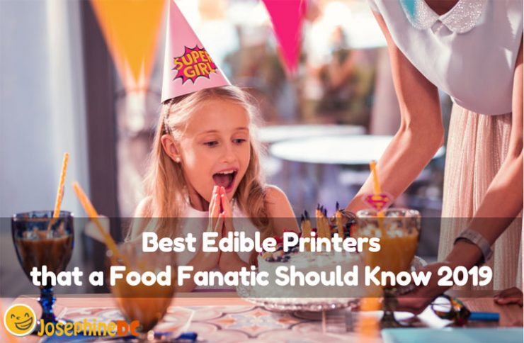Do you want to see the captured images of your favorite masterpiece in print? The best edible printers are available in the market now. Here is a list of my recommendations for you!