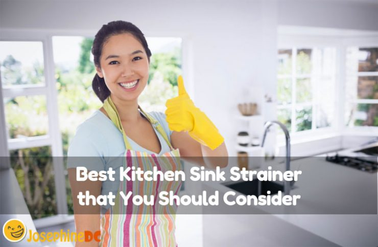 Do you have the wrong type of strainer? Replace it with the best kitchen sink strainer. With my top list, pick one and let it all drain without stress.