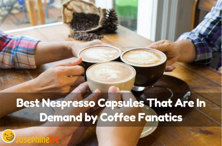 Are you curious about what coffee fanatics about their favorite mix? Do not miss the best Nespresso capsules that are highly in demand now.