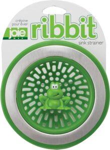 MSC International Joie Ribbit Kitchen Sink Strainer Basket