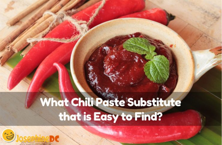 I want it hot! Looking for a chili paste substitute when you are desperate to have one is easy than you imagine it would be. Read on to know its true!