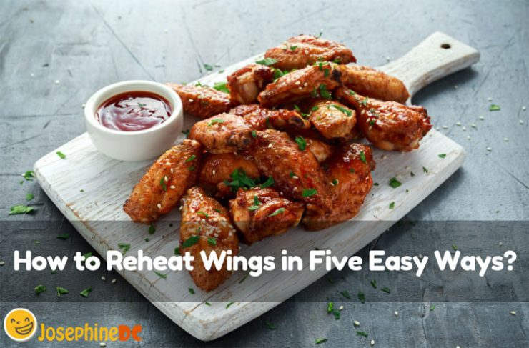 You are excited to eat your chicken wings! Will your leftovers still taste the same? How to reheat chicken wings the quickest with best results?