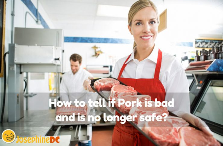 Be careful! Is there is something weird about your pork? How to tell if pork is bad? Learn to identify whether your food is safe to cook and eat.