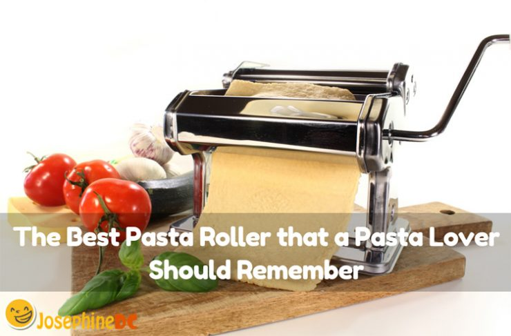 Are you tired of buying pasta all the time? Start making your own with the best pasta roller there is. Check out the top selling machine in town.