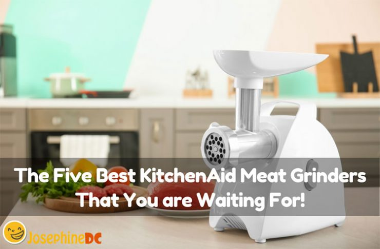 Are you looking for space efficient and cheaper way to get a meat grinder? Look no more! It's right here!