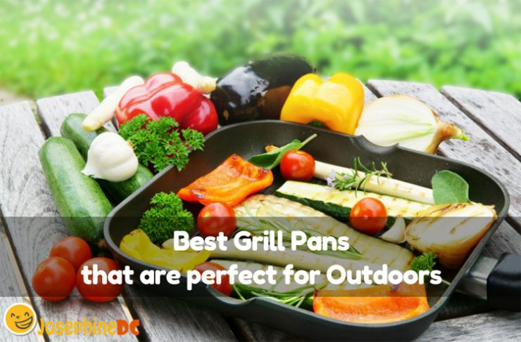 Bring the best grill pans with you for a complete meal at the beach. Check out these top five of the best grill pans on my list