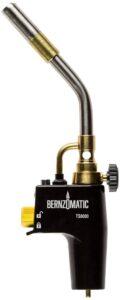 Bernzomatic TS8000 - High Intensity Trigger Start Torch , Black