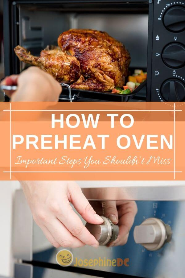 How to Preheat Oven