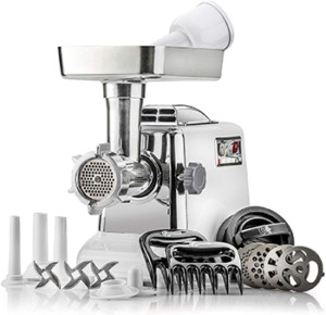 STX Megaforce Classic 3000 Series Air Cooled Electric Meat Grinder