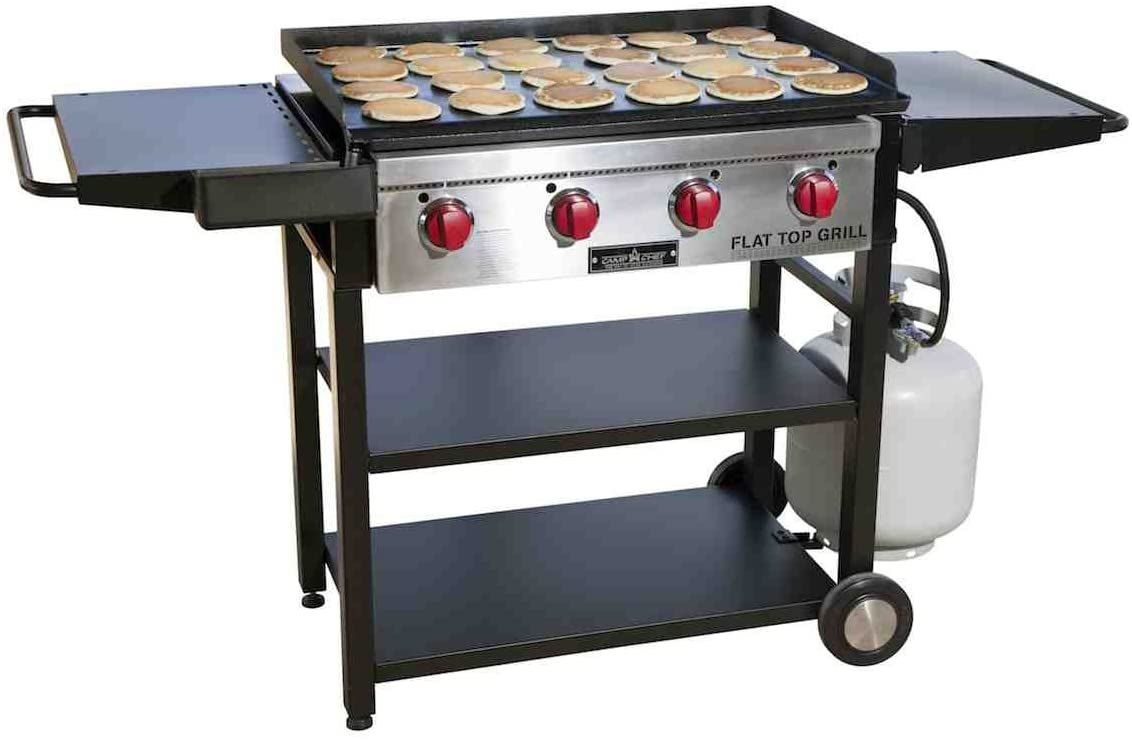 Champ chef flat top grill