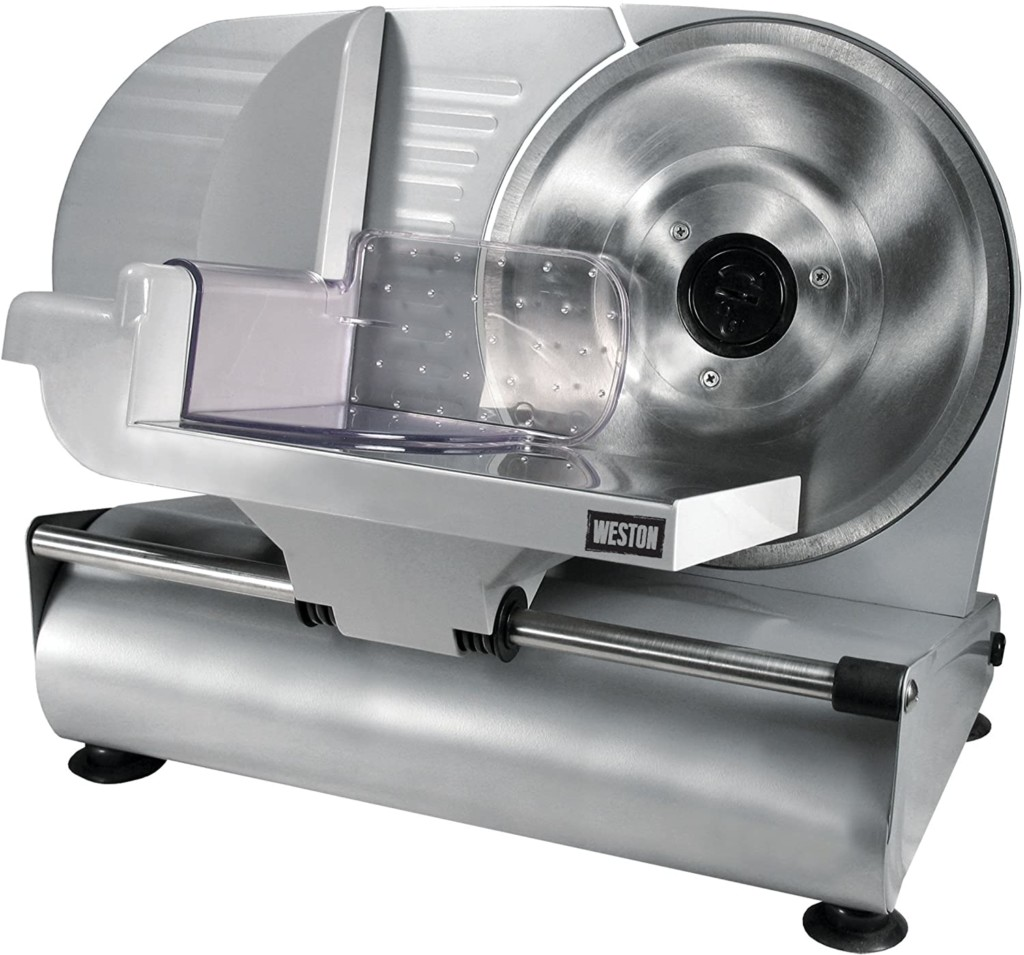 Weston 61-0901-W Meat and Food Slicer