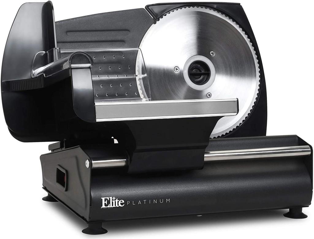 Elite Platinum EMT-625B Electric Meat Slicer