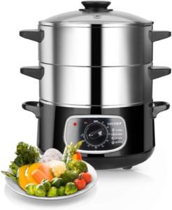 Secura Stainless Steel Food Steamer