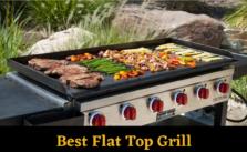 best flat top grill