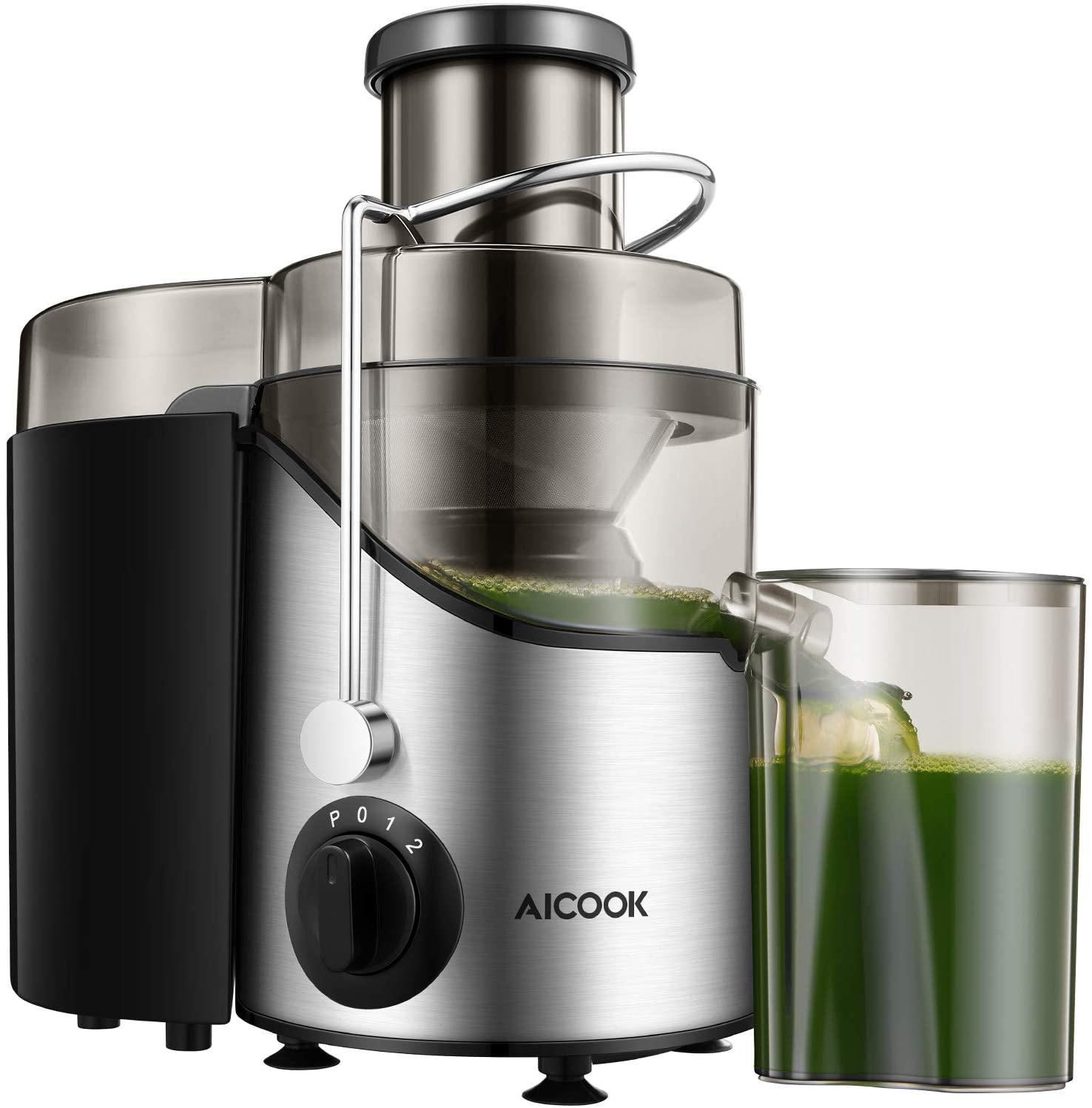 Centrifugal juicer from AICOOK