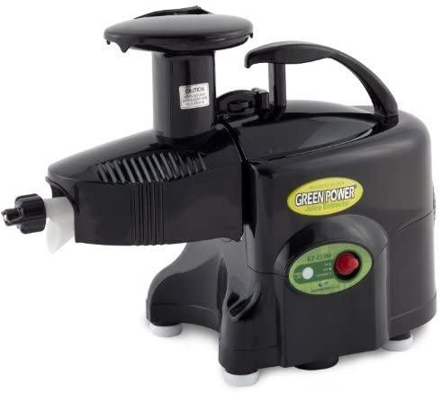 GreenPower Twin Gear Juicer