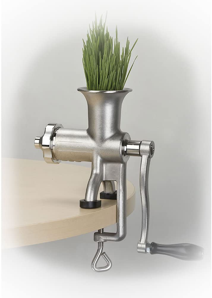 Miracle Exclusives Manual Wheatgrass Juicer