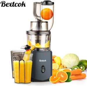 Slow Masticating Cold Press Juicer B083L ZB81 by BEXTCOK