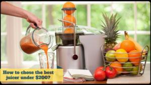 best juicer under 200