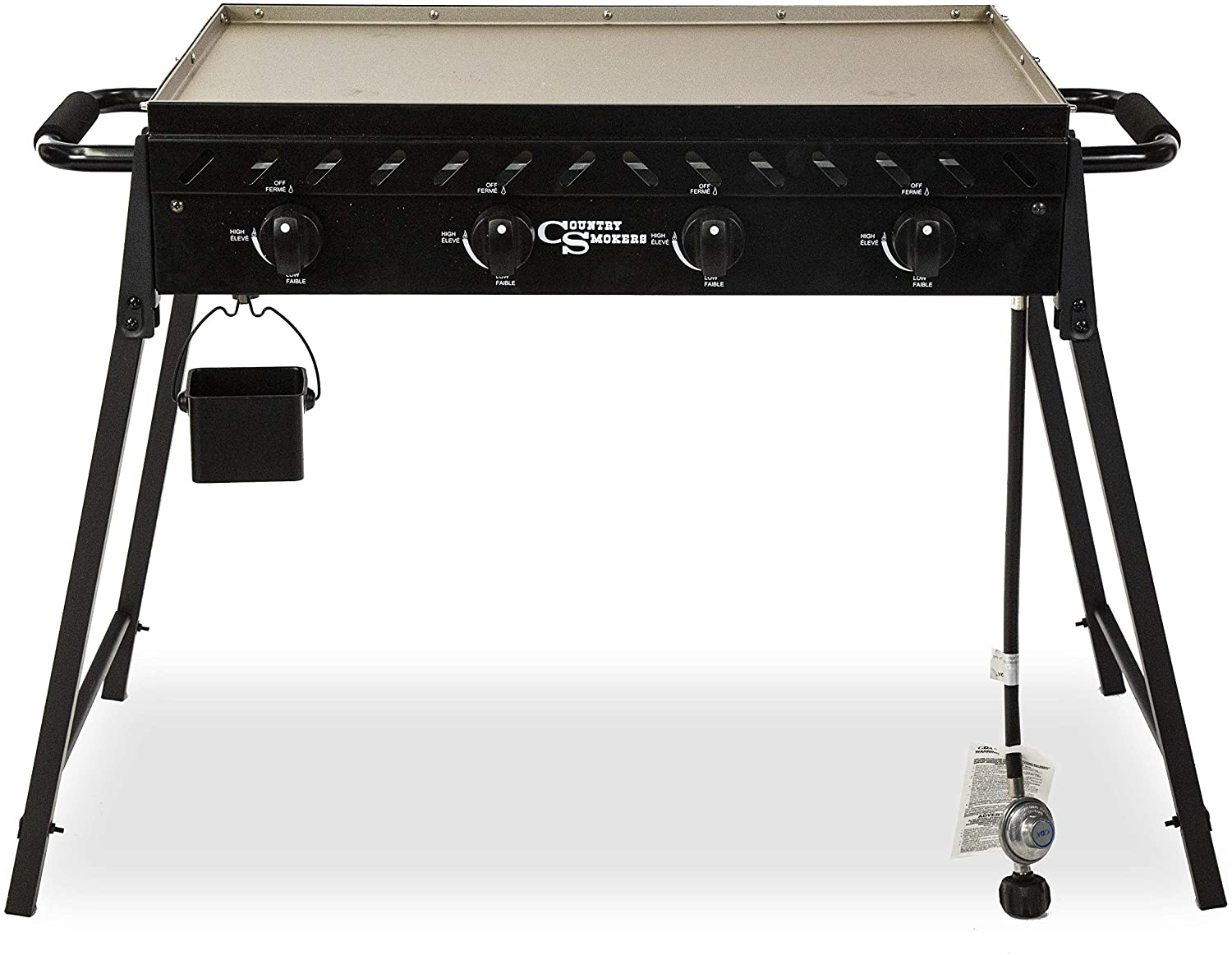 Country Smokers Portable Griddle