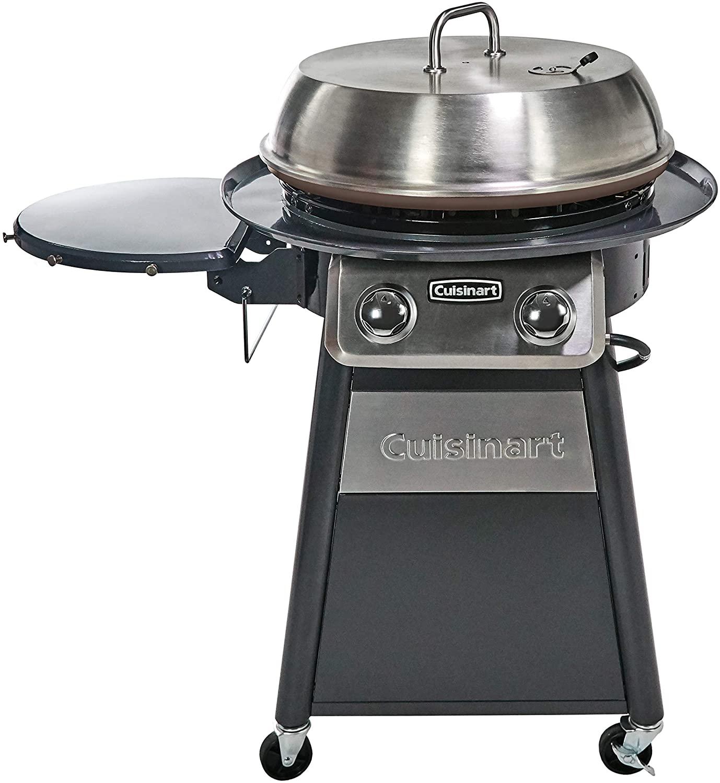 Cuisinart Flat Top Gas Grill
