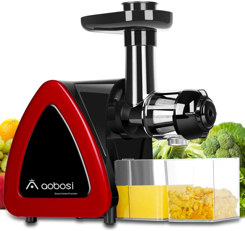 Aobosi Cold Press Juicer
