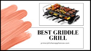 BEST GRIDDLE GRILL