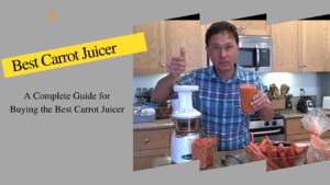 best carrot juicer
