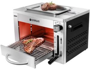 Camplux propane infrared steak grill