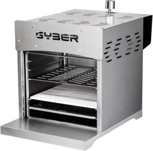 Cyber Dutton propane infrared grill