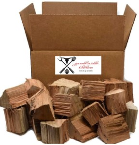 Jax Smok'in Tinder Premium BBQ Pecan Wood Chunks