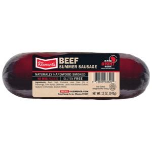 Klements Summer Sausage