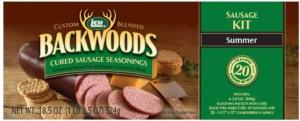 LEM Backwoods Cured Summer Sausage Kit