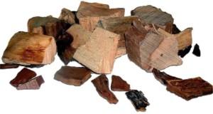 Oklahoma Joe's Hickory Wood Chunks-Best Wood For Smoking Ribs