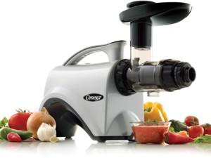 Omega NC800HDS slow masticating juicer