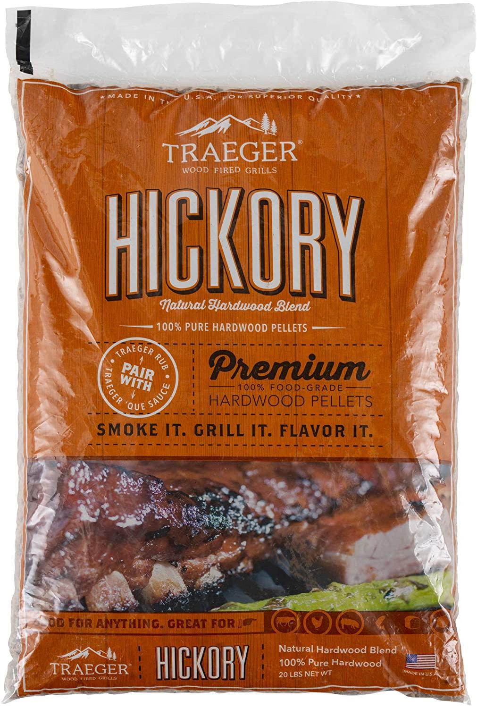 Traeger Hardwood Grill Pellets