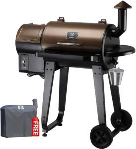 Z Grills Upgrade Wood Pellet Grill