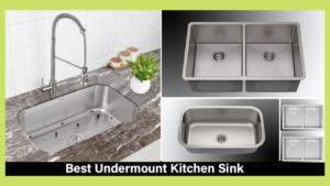 Best Undermount Kitchen Sinks