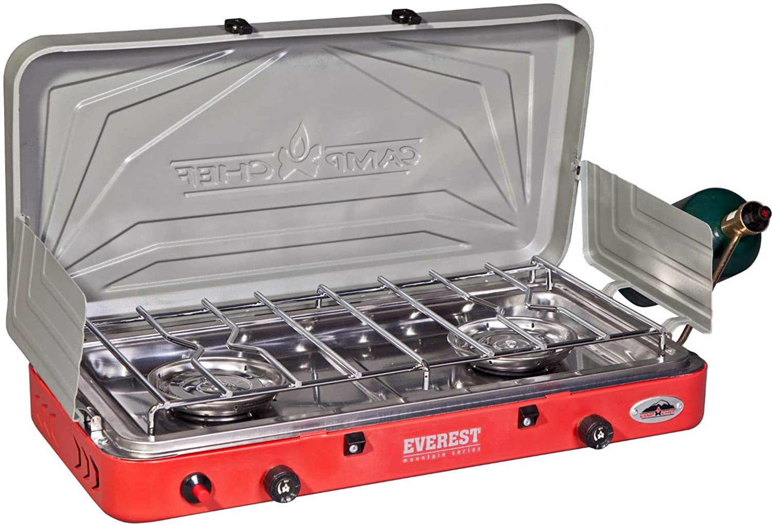 Camp Chef Everest Double Burner Stove