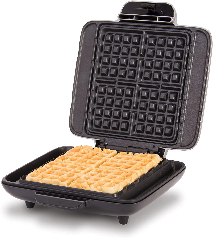 DASH No-Drip Belgian Waffle Maker