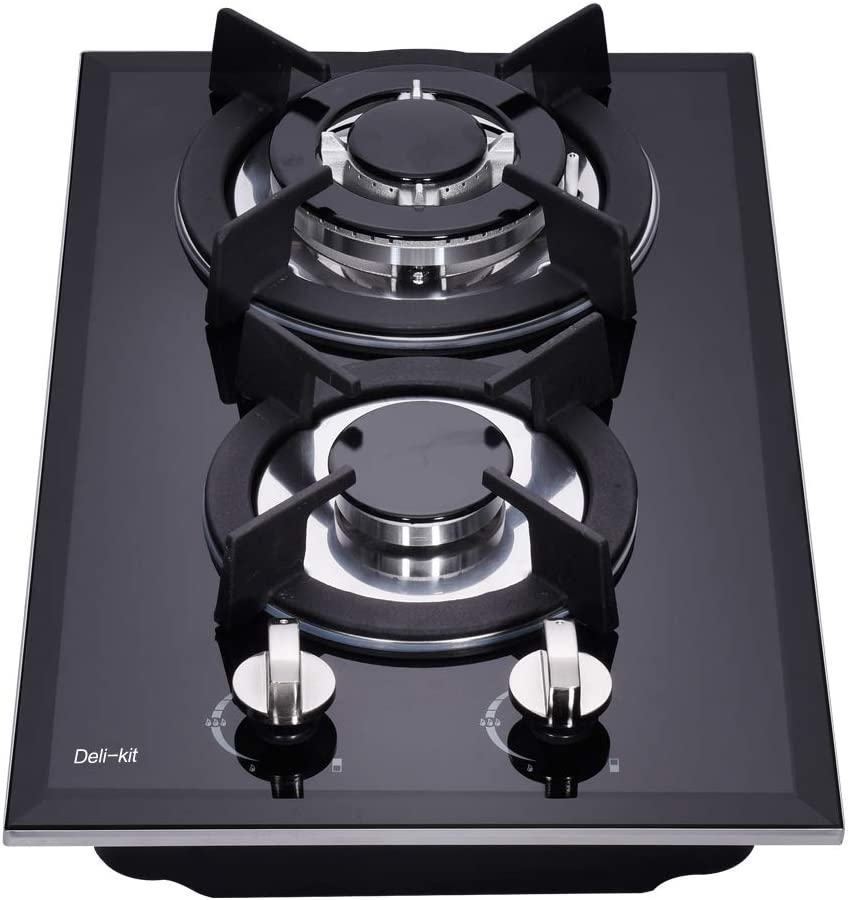 Deli-kit 12-inch Gas Cooktop