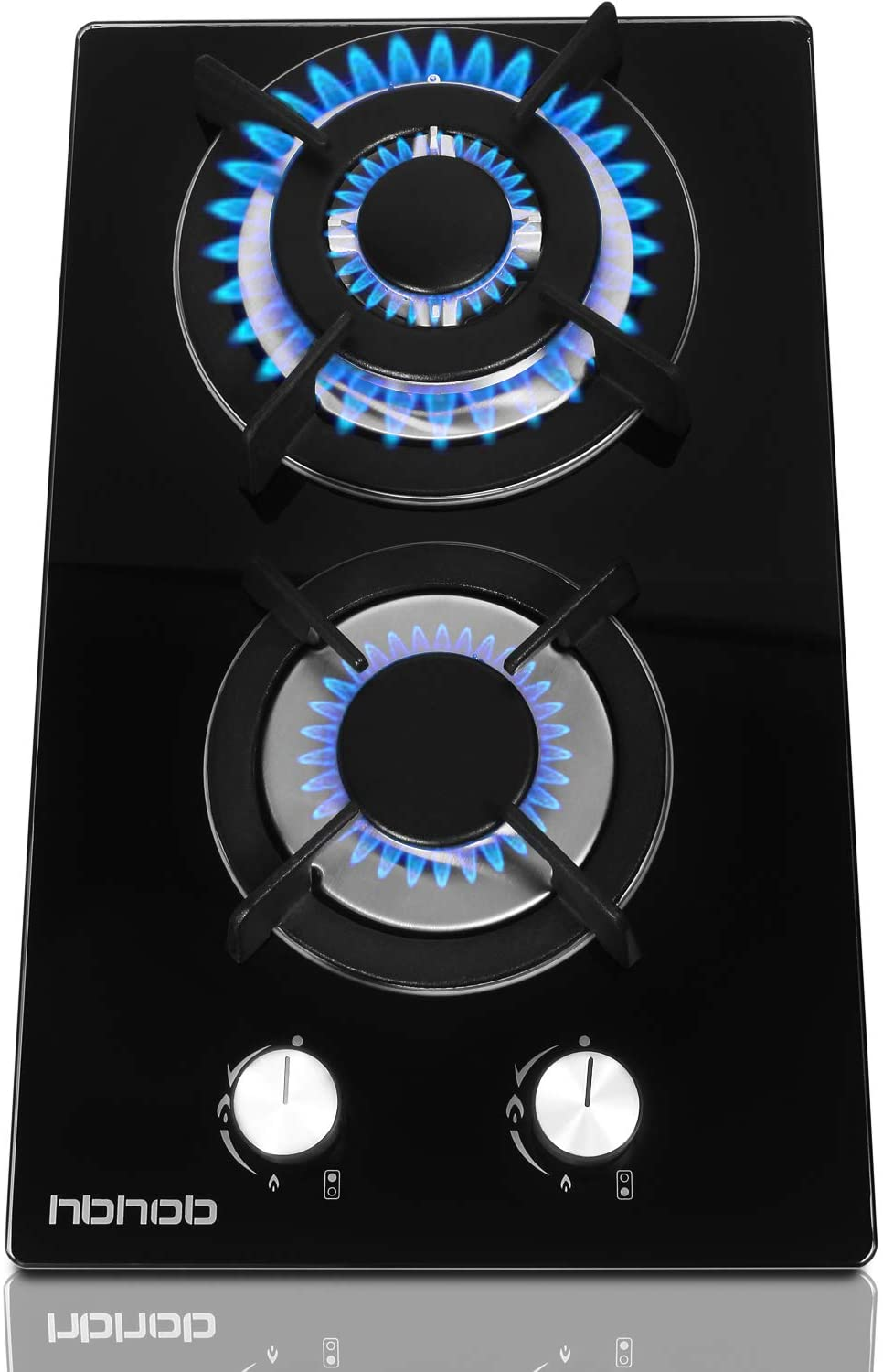HBHOB 12-inches Gas Stove with Thermocouple Protection