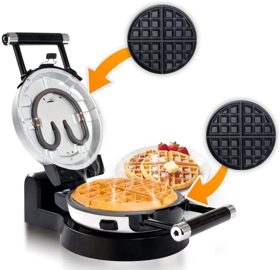 Secura Upgrade Waffle Mak